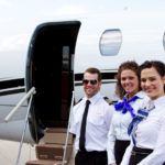 Private aviation for VIP clients