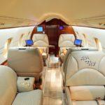 Десятка вседозволенностей на борту частного самолета