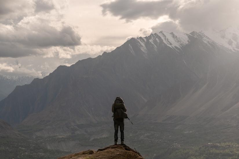 Не бійтеся подорожувати поодинці