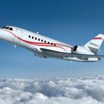 {:az}Satış təyyarə Dassault Falcon 2000LXS.