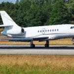 {:da}Salg af fly – Falcon 2000LX Let. Fly 2008 Falcon 2000LX Let er det business-fly af VIP-klasse