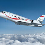 {:hy}Վաճառք ինքնաթիռների Dassault Falcon 2000LXS.
