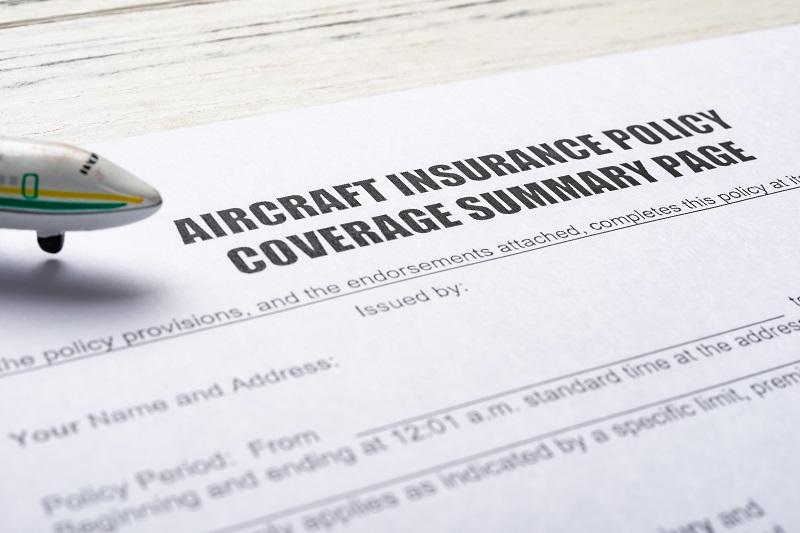 Авиационная страховка: что это и как работает?